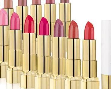 Tipp: Astor Color & Care Lipstick - 203 Tulip Kisses und 403 Attractive Coral (Tragebilder)
