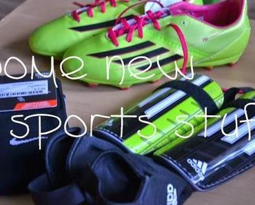 {Haul} Some new sport stuff [nike,adidas]
