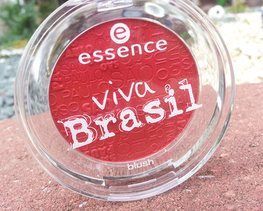 Review: Limited Edition: Viva Brasil Blush Farbe: 02 destination: sao paulo!