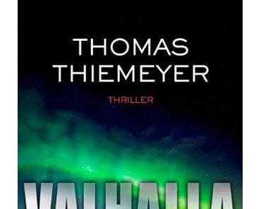 [Rezension] Valhalla von Thomas Thiemeyer