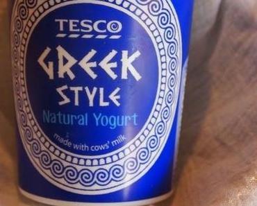 Labneh - ziemlich das Beste, was man aus griechischem Joghurt machen kann