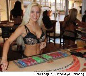 Aus dem Alltag einer Blackjack-Dealerin in Las Vegas