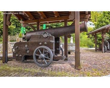 Bild der Woche: Kanonenpark in Gußwerk