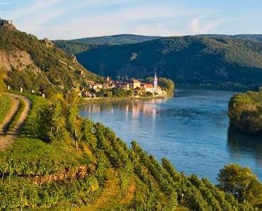 In der schönen Wachau...