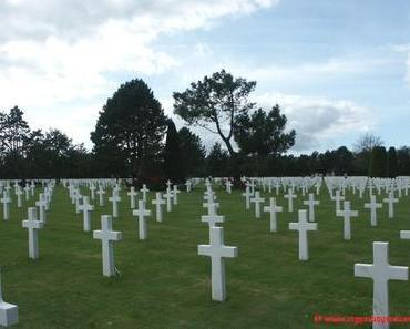 D-Day – Mein persönlicher 70. Jahrestag der Landung der alliierten Truppen in der Normandie