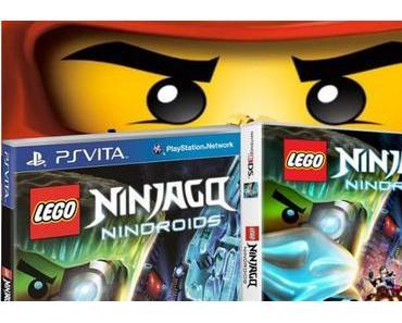 LEGO Ninjago: Nindroids – Erster Gameplay-Trailer