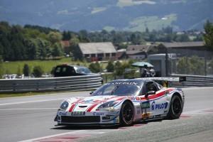 ADAC GT Masters 1. Lauf: Start-Ziel-Sieg für Callaway Competition