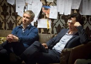 Sherlock Season 3 am Pfingstsonntag im deutschen Free-TV