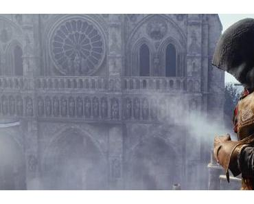 [E3] Assassin's Creed Unity: Banner zeigt vier Assassinen