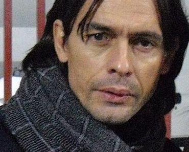 Filippo Inzaghi neuer AC Mailand Trainer