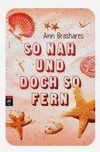 Rezension Ann Brashares: So nah und doch so fern