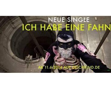 """Deichkind feat. Das Bo verschenken ihren #WM2014 -Song """"Ich habe eine Fahne"""""""