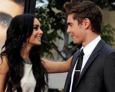 Zac Efron u. Vanessa Hudgens wieder ein Paar?