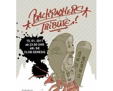 15.01.2011: Backpackers Tribute in Mannheim