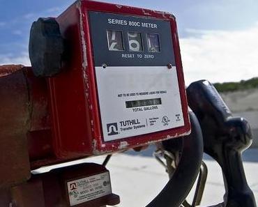 Die Benzinpreise in Rumänien