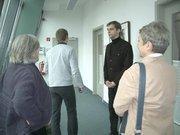Besuch der Weißenseer Integrationsbetriebe