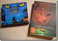 Warrior Cats als Buch oder Hörbuch