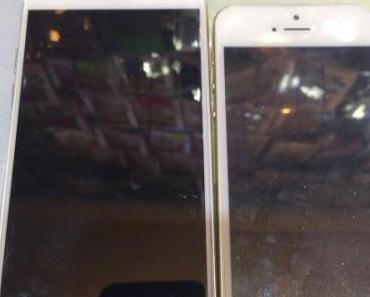 Leak: Taiwanesischer Star zeigt iPhone 6 vor Release