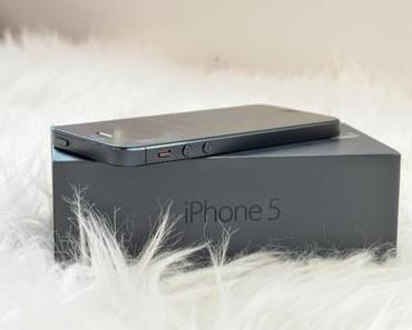 Neues Handy - iPhone 5