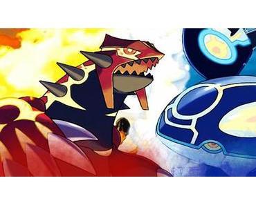 Nintendo kündigt Pokémon Omega Rubin und Pokémon Alpha Saphir an
