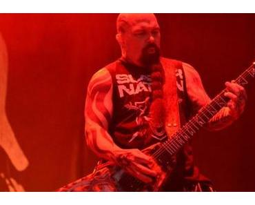Nova Rock 2014: Auftakt mit Volbeat, Slayer und The Prodigy