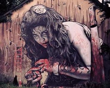 Street Art: Graffitis im XXL-Format von MTO