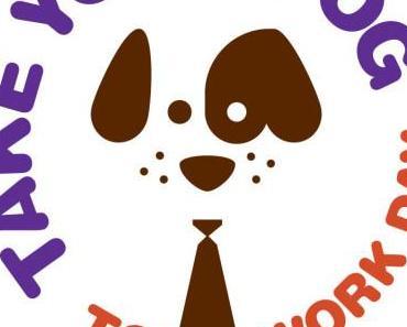 Nimm-Deinen-Hund-mit-zur-Arbeit-Tag – Take Your Dog To Work Day in den USA