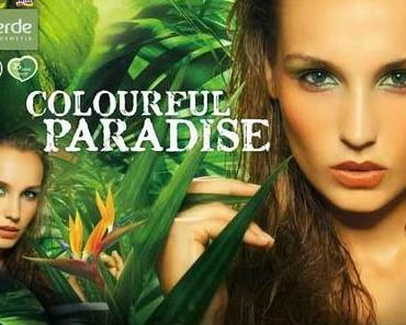 "alverde ""Colourful Paradise"" LE"