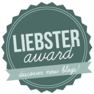 """Liebster Award"""