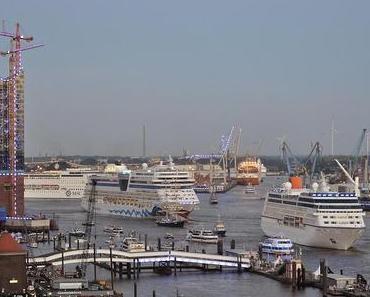 Hamburg Cruise Days: Das Programm für 2014 steht  - Auch dieses Jahr gibts den Blue Port Hamburg