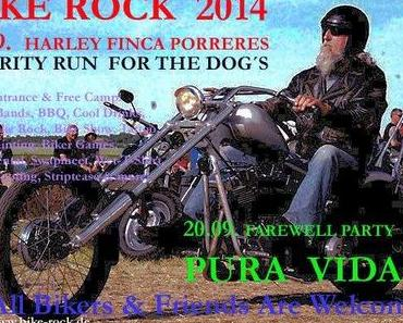 Bike Rock Mallorca 2014