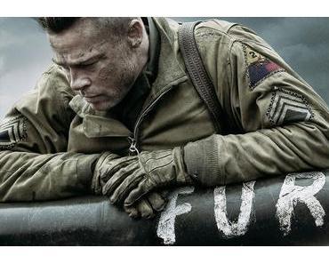 Trailerpark: Echte Männer im Panzer - Erster Trailer zu FURY mit Brad Pitt