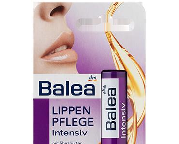 Testbericht: Balea  Lippenpflege Intensiv mit Sheabutter & Arganöl