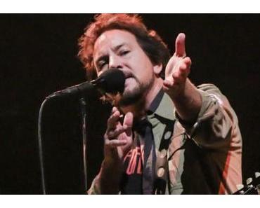 Pearl Jam live in der Wiener Stadthalle