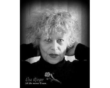 Ein Blick hinter die Buchstaben… Fragen an die Schriftstellerin Elsa Rieger