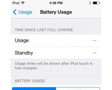 iOS 8 mit mehr Akkulaufzeit: automatisches Beenden von Apps