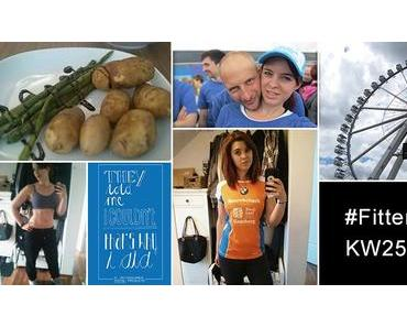#FitterMe2014 – KW25