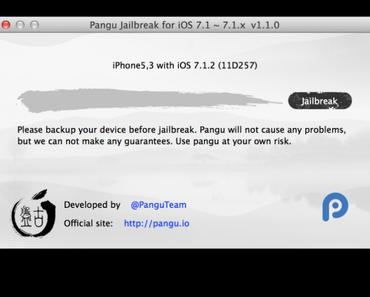 (Download) iOS 7.1.2 verfügbar, 7.1.2 Jailbreak funktioniert