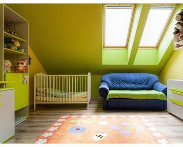 Baby's erstes Zimmer