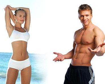 """""""8 Geheimnisse des Erfolgs"""" auf Fitness bezogen"""