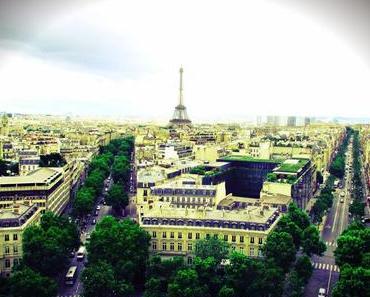 Paris - die Stadt der Liebe?