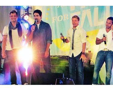 Backstreet Boys sagen alle Konzerte in Deutschland ab