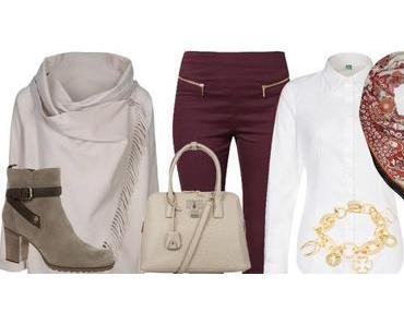 Outfit der Woche: Warm und schick in den Herbst