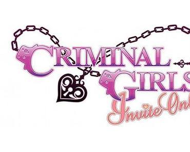 Criminal Girls: Invite Only für PS Vita angekündigt