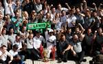 Formel 1: Hamilton holt Heimsieg nach Rosberg-Aus