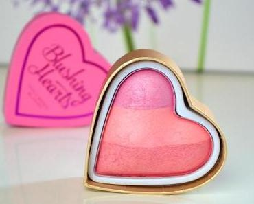MakeUpRevolution Blushing Hearts Candy Queen of Hearts