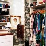 Das Ankleidezimmer