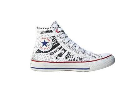#Converse Chucks #VENACAVA Limited Red Edition Schuhe