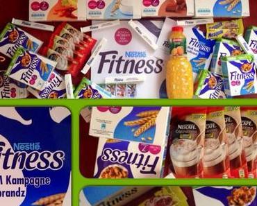 Nestle Fitness Cerealien