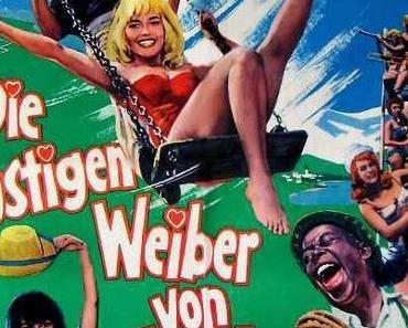 Review: DIE LUSTIGEN WEIBER VON TIROL – Die verrückteste Schlager-Parade überhaupt